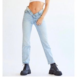 REVICE Viper/Up All Night V-Cut Vintage Style Jean